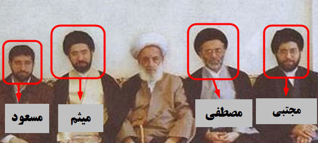 مجتبی|مصطفی|ميثم|مسعود